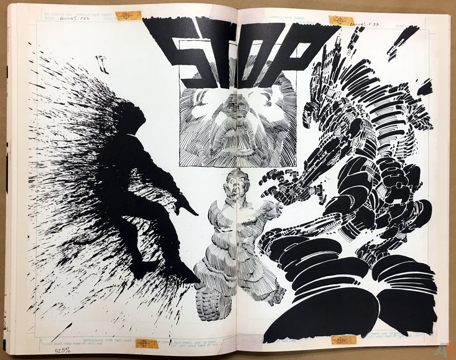 Frank Miller's Ronin Gallery Edition 40