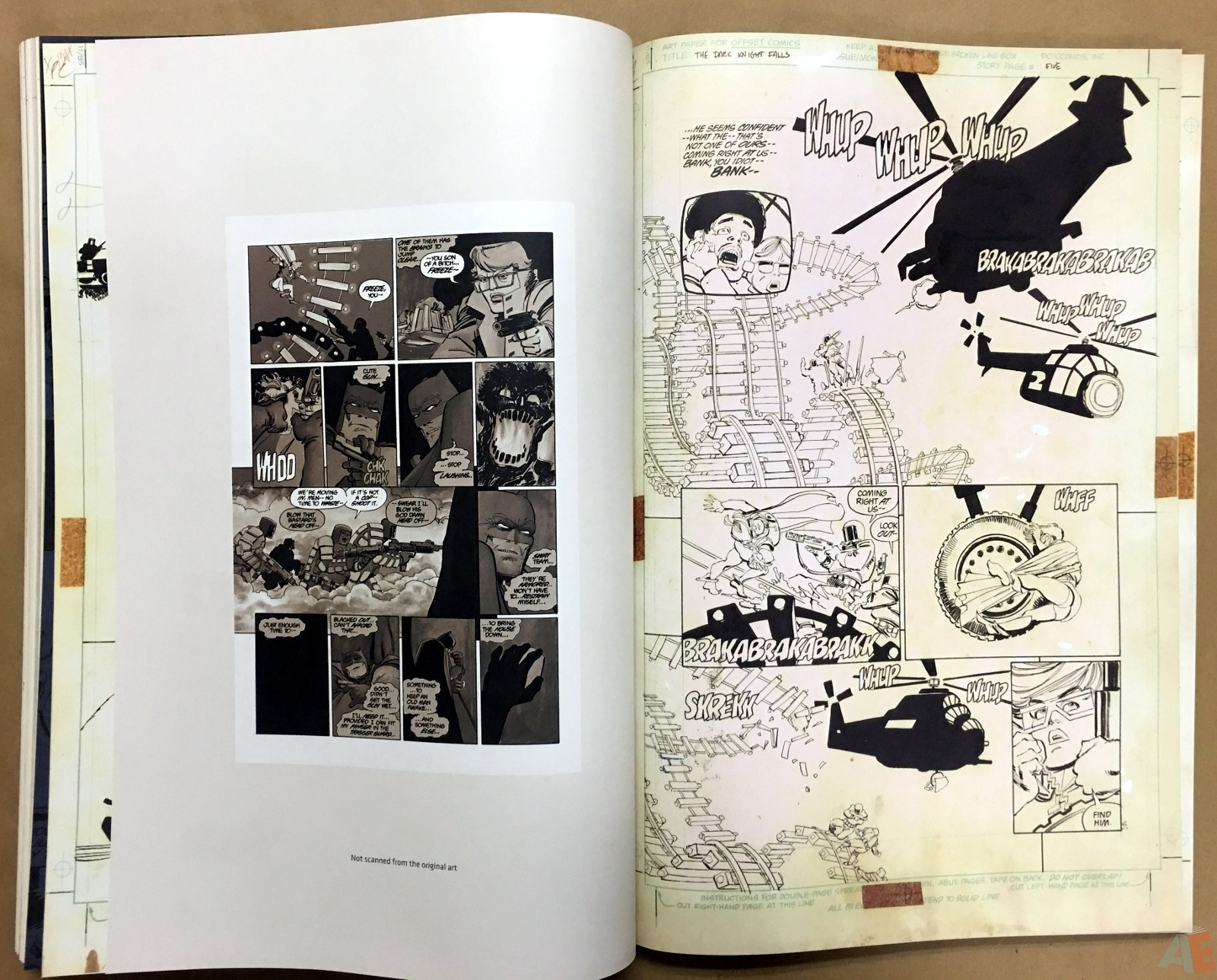 Batman: The Dark Knight Returns – Frank Miller Gallery Edition 34