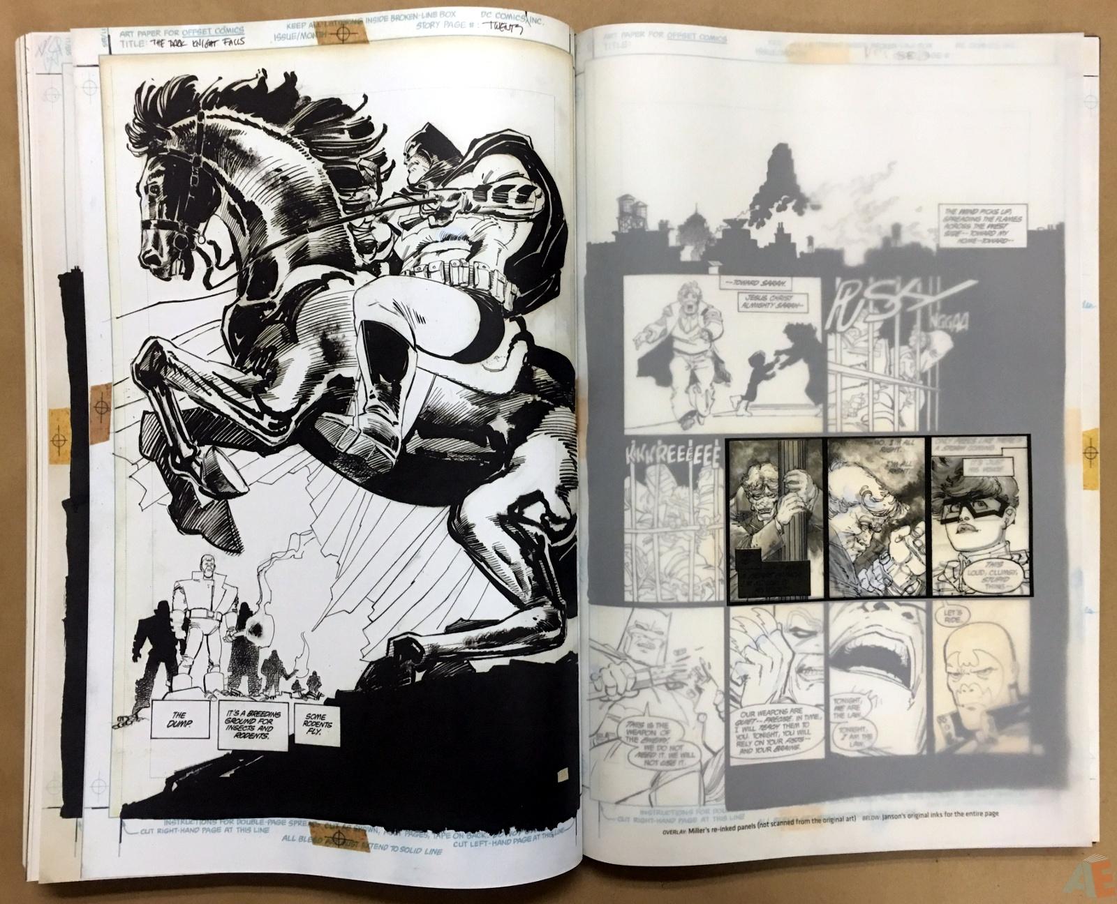 Batman: The Dark Knight Returns – Frank Miller Gallery Edition 36