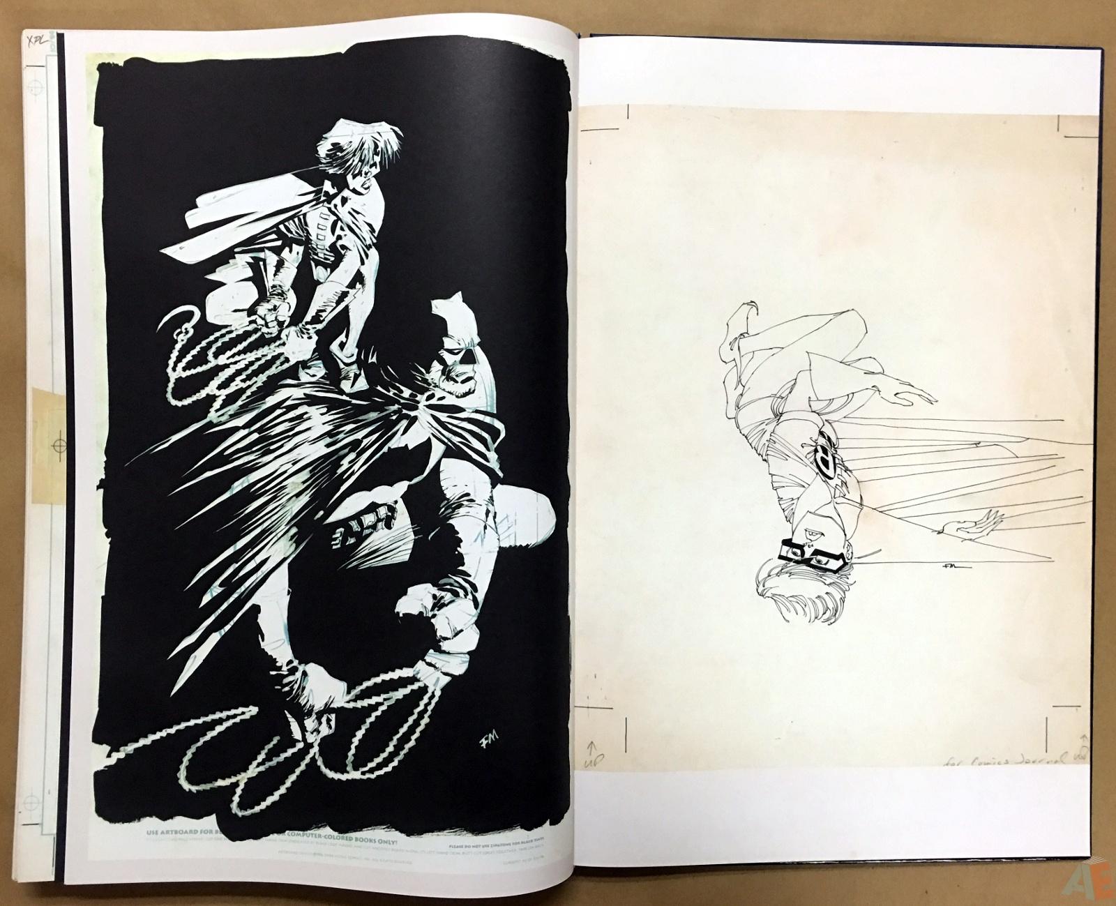 Batman: The Dark Knight Returns – Frank Miller Gallery Edition 46