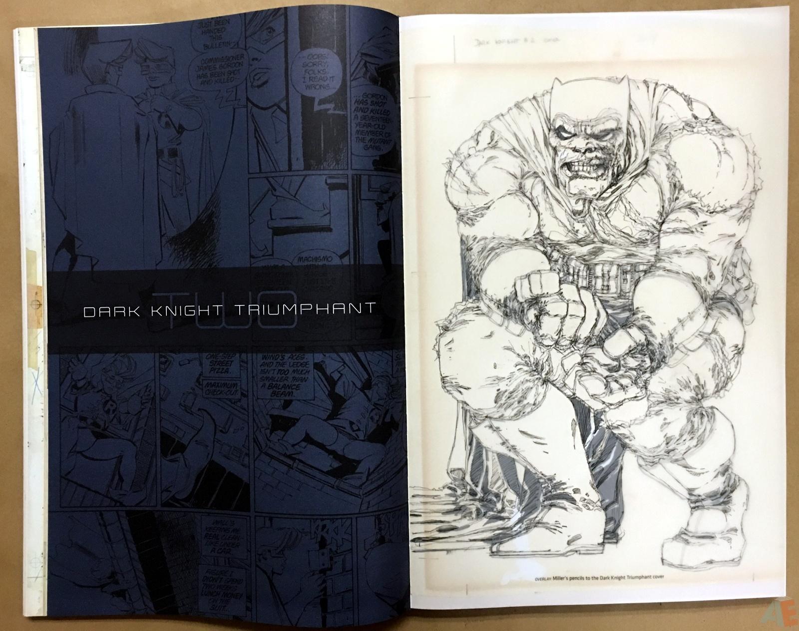 Batman: The Dark Knight Returns – Frank Miller Gallery Edition 16