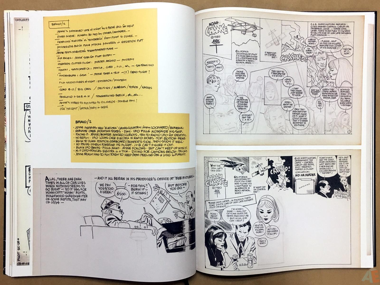 Alex Toth's Bravo For Adventure Artist's Edition 30