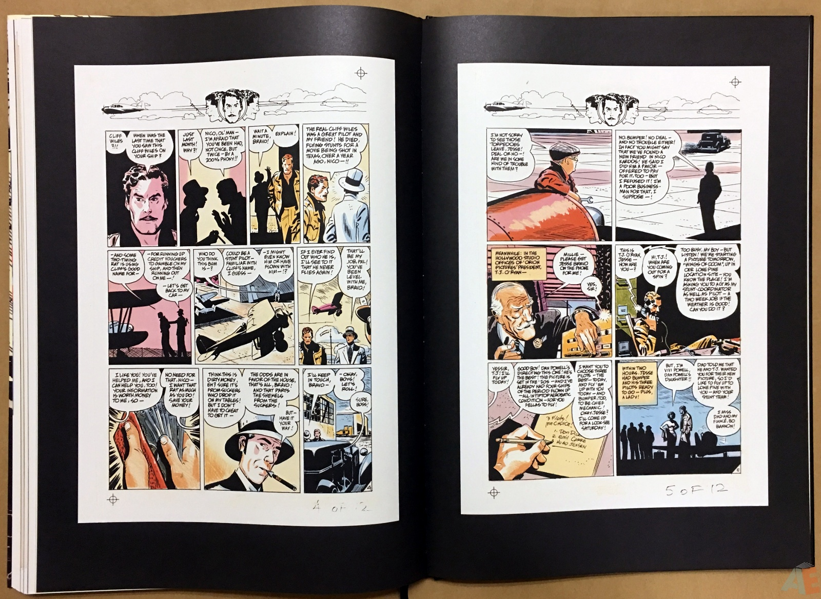 Alex Toth's Bravo For Adventure Artist's Edition 36