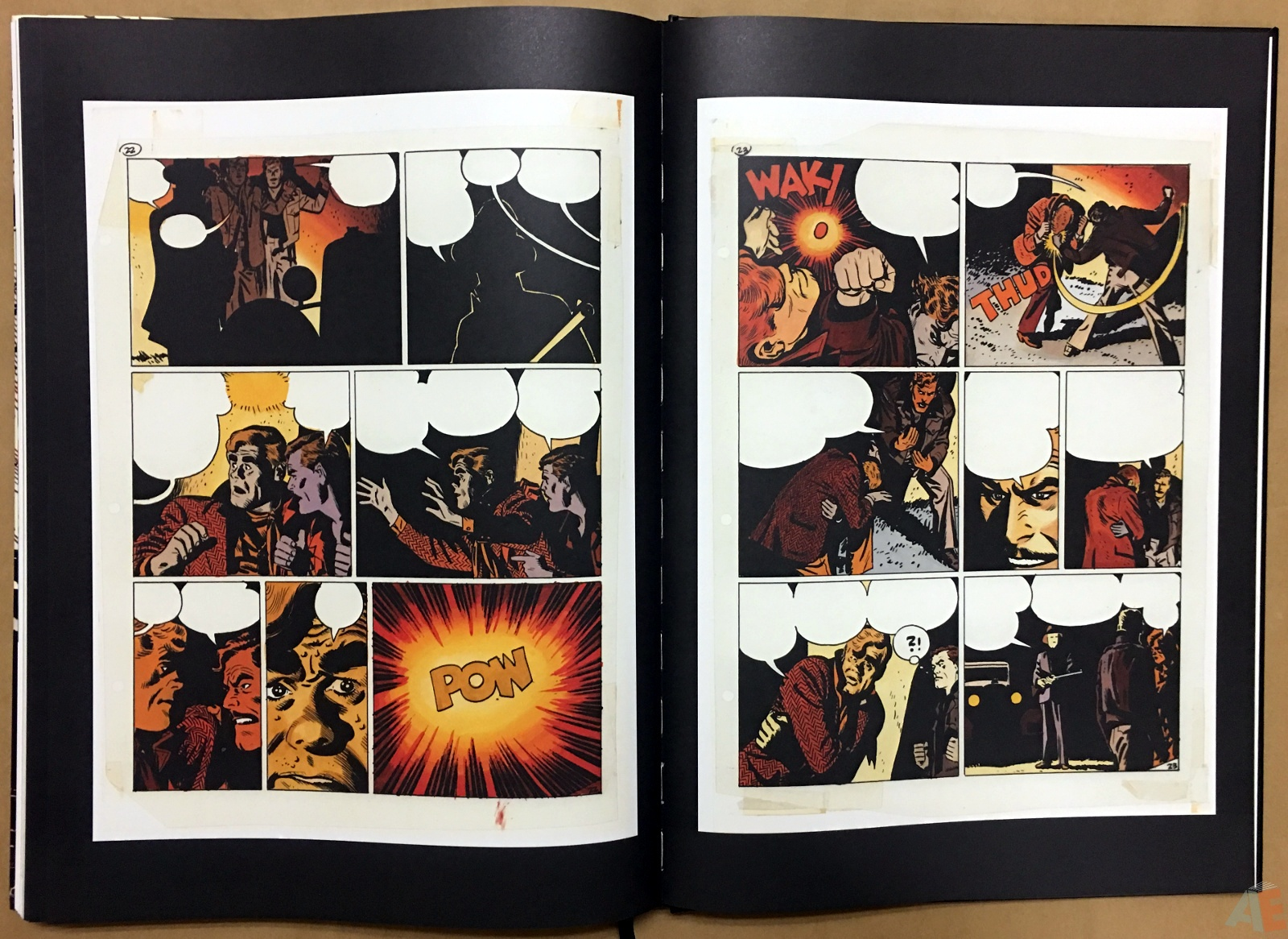 Alex Toth's Bravo For Adventure Artist's Edition 44