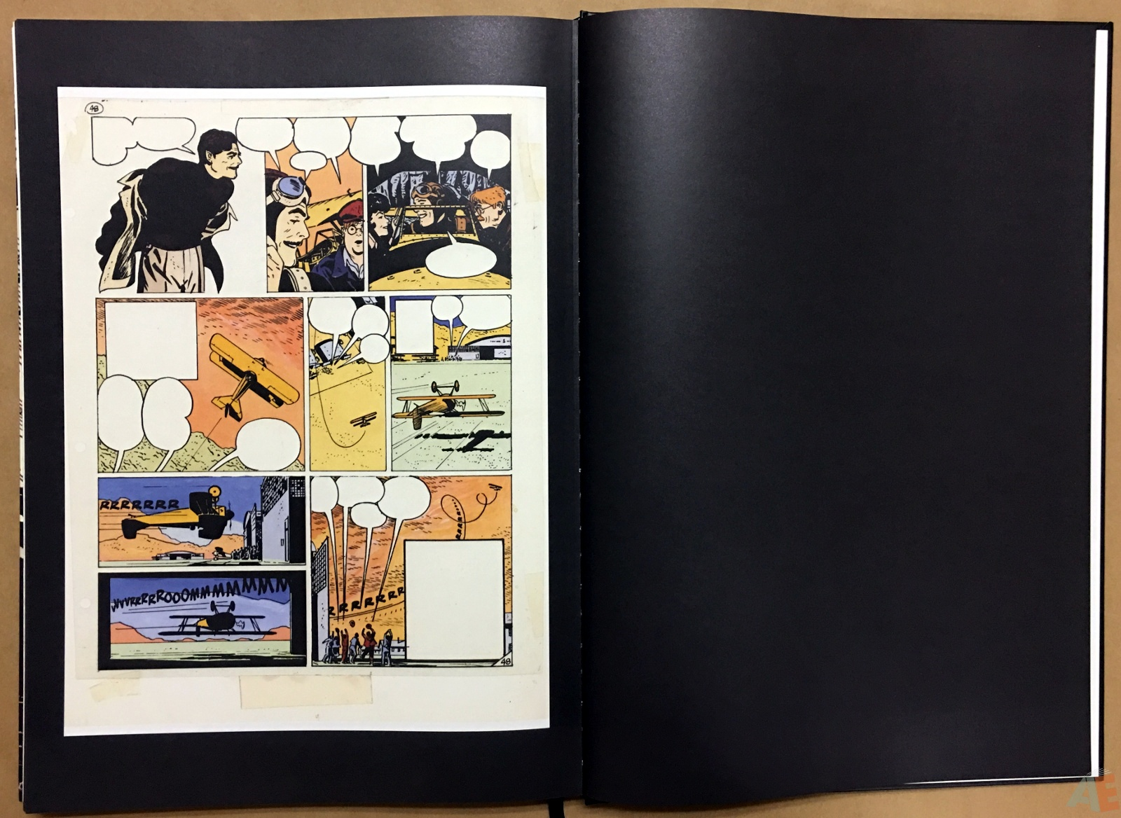 Alex Toth's Bravo For Adventure Artist's Edition 50