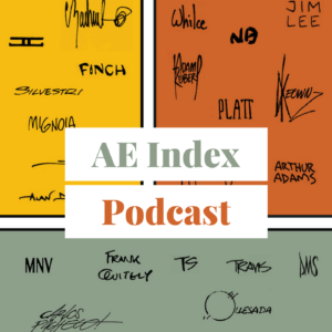 Artist's Edition Index Podcast Episode 10 1