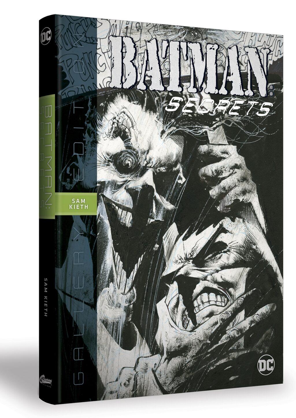Batman-Secrets-Sam-Kieth-Gallery-Edition-cover