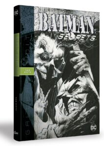 Batman-Secrets-Sam-Kieth-Gallery-Edition-cover