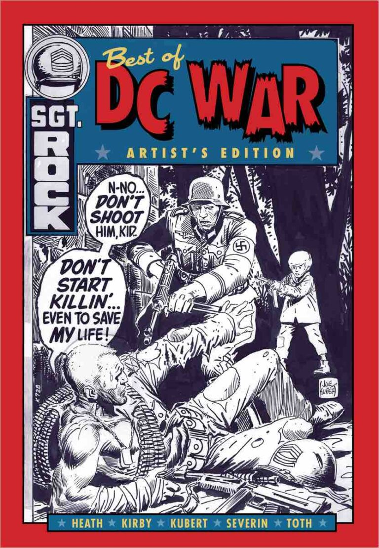 Best-of-DC-War-Artists-Edition-cover