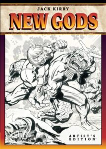 Jack Kirby New Gods Artist's Edition 1