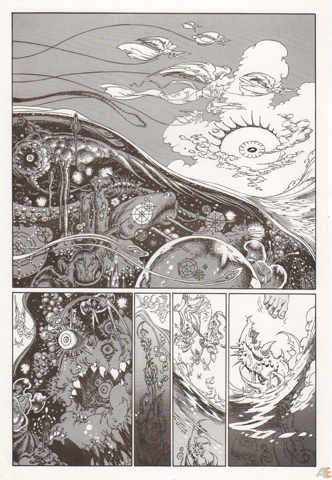 P. Craig Russell's Jungle Book and Other Stories Fine Art Edition 27