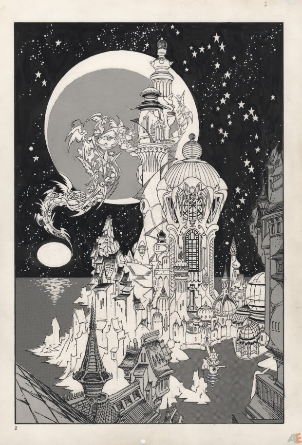P. Craig Russell's Jungle Book and Other Stories Fine Art Edition 31