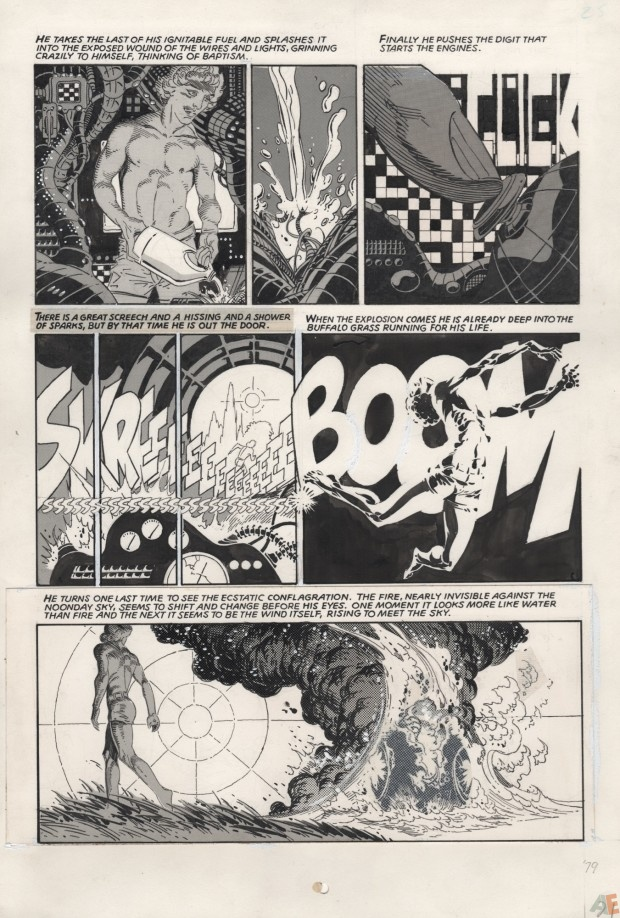 P. Craig Russell's Jungle Book and Other Stories Fine Art Edition 35
