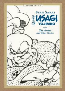 Usagi Yojimbo: The Artist and Other Stories Gallery Edition 1