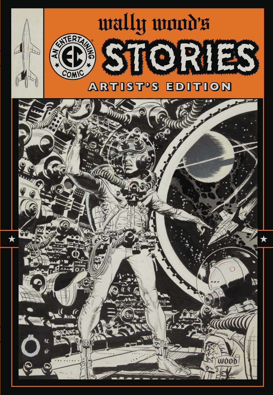 Wally woods ec stories artists edition artists edition index the third idw artists edition following dave stevens rocketeer and walter simonsons thor focuses on one of the all time greatest comic book artists altavistaventures Choice Image
