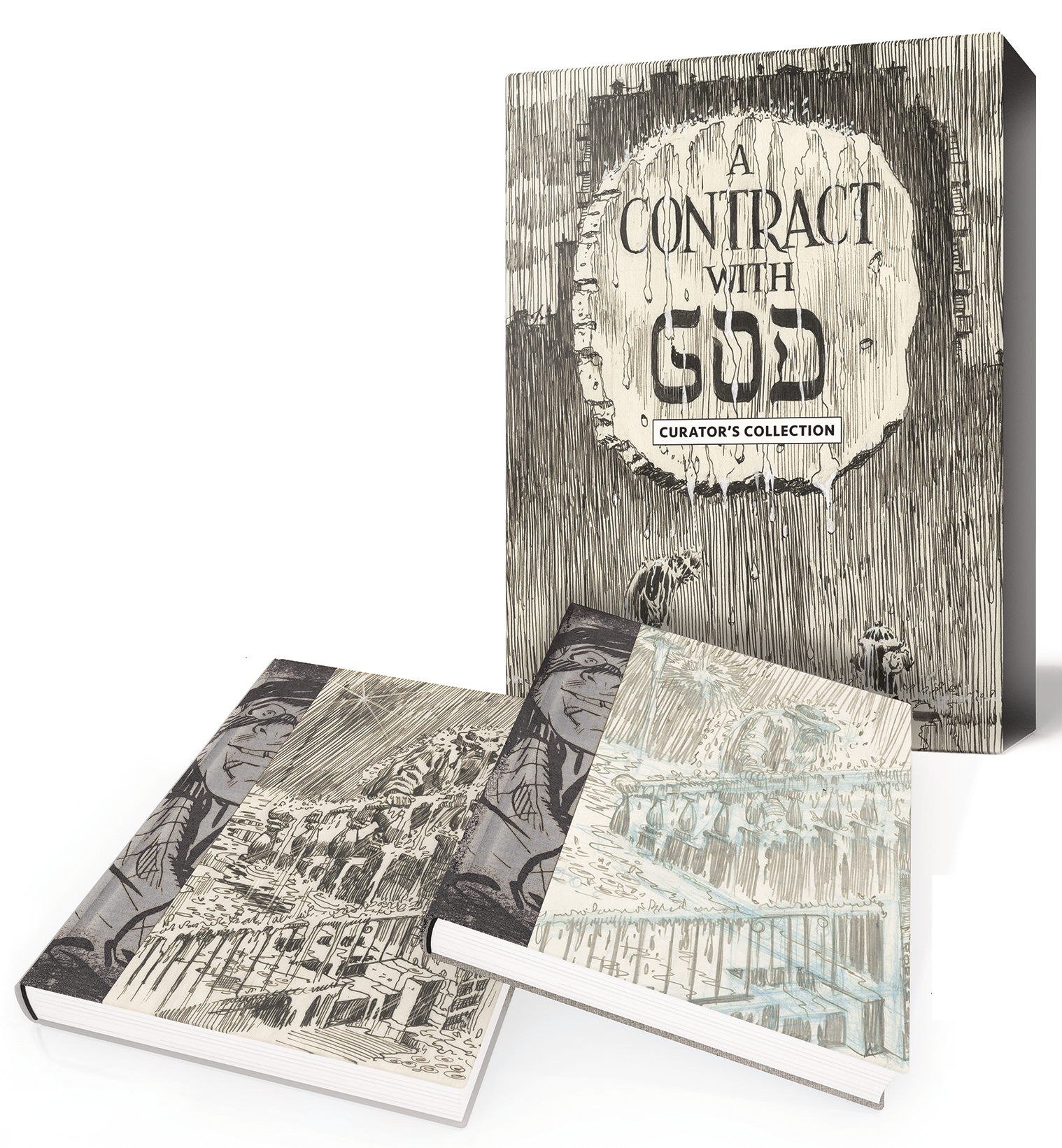 Will Eisner's A Contract with God Curator's Collection | Artist's