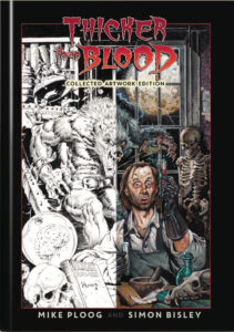 Thicker Than Blood: Collected Artwork Edition 1