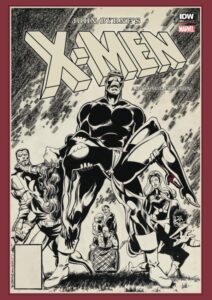 John Byrne's X-Men Artifact Edition 1