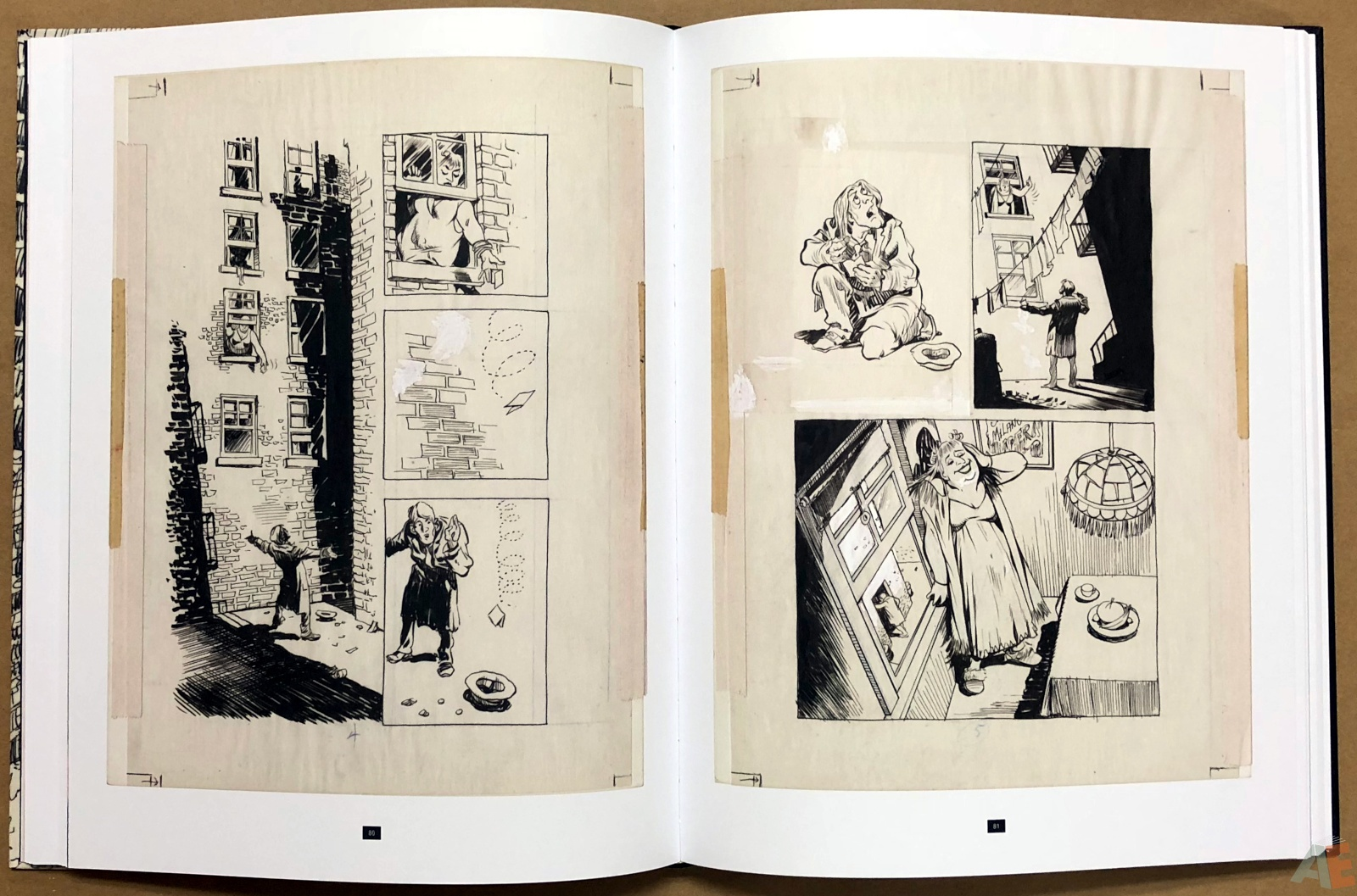 Will Eisner's A Contract with God Curator's Collection 22