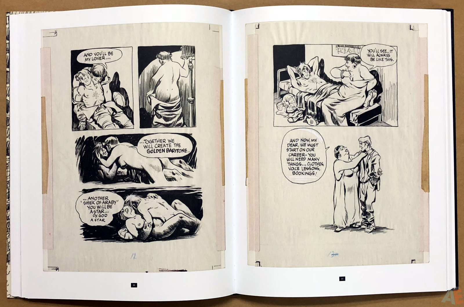 Will Eisner's A Contract with God Curator's Collection 26