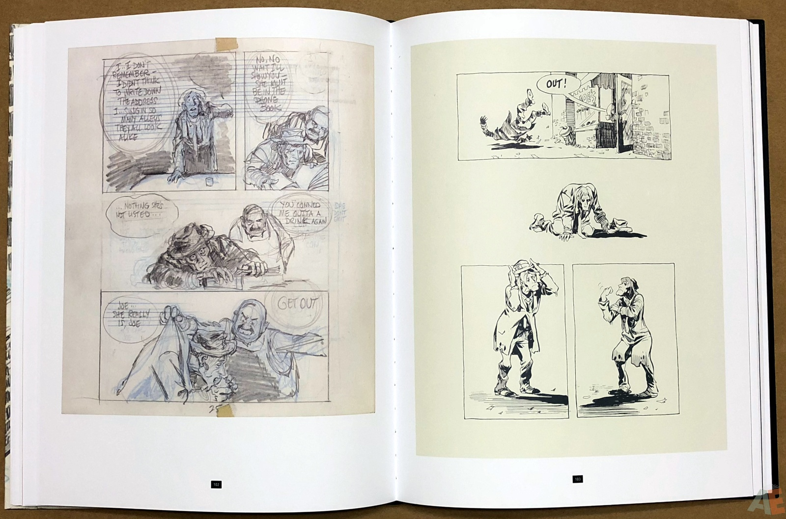 Will Eisner's A Contract with God Curator's Collection 28