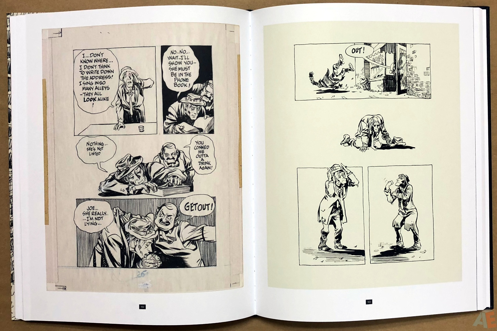Will Eisner's A Contract with God Curator's Collection 30