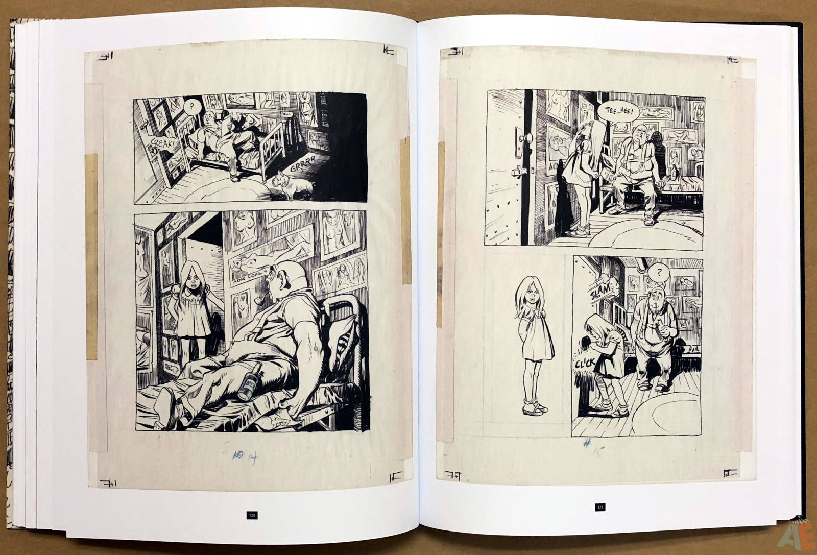 Will Eisner's A Contract with God Curator's Collection 34