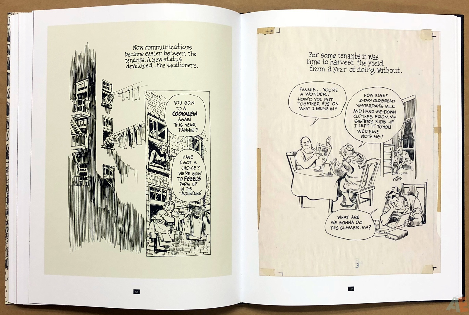 Will Eisner's A Contract with God Curator's Collection 38