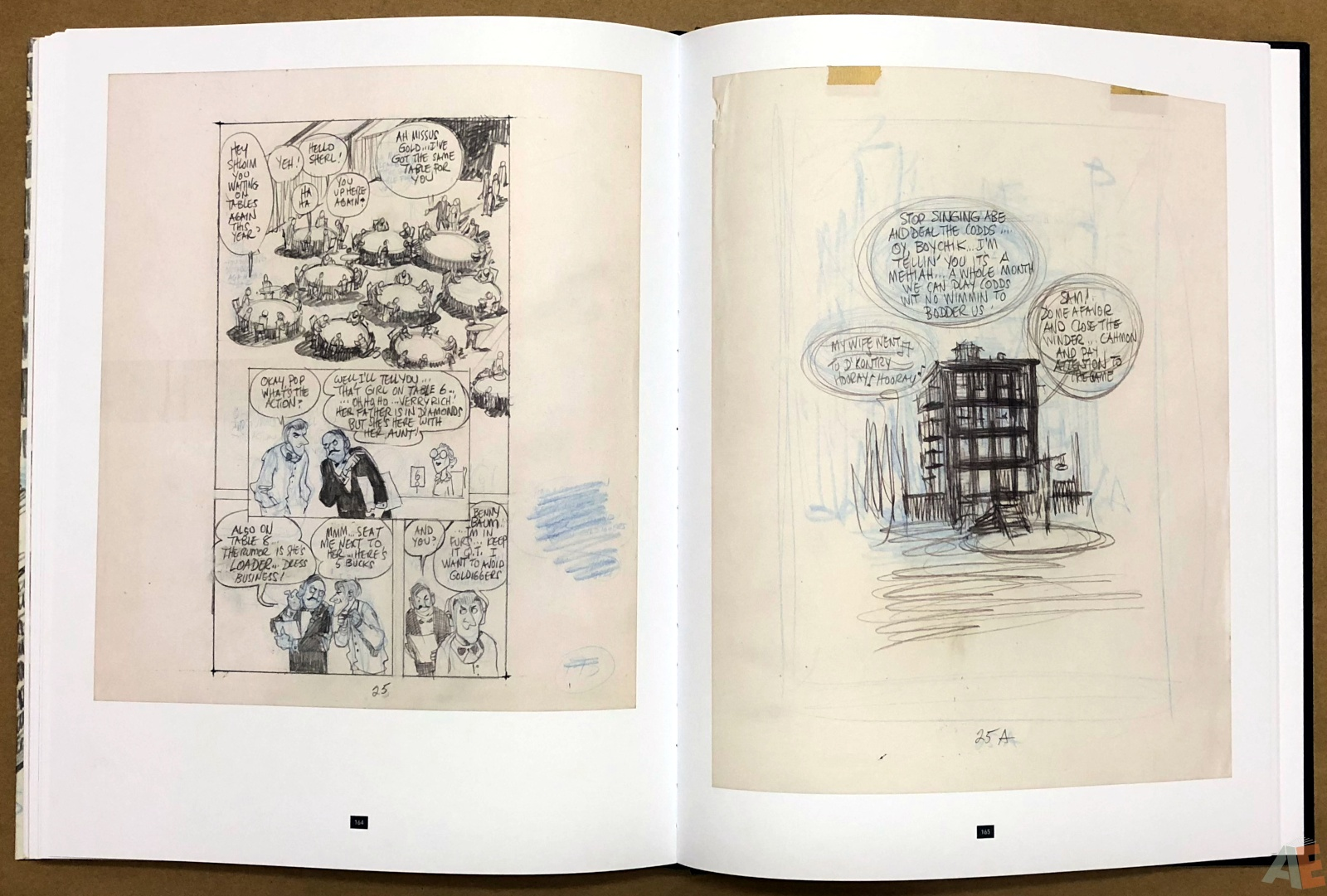 Will Eisner's A Contract with God Curator's Collection 40
