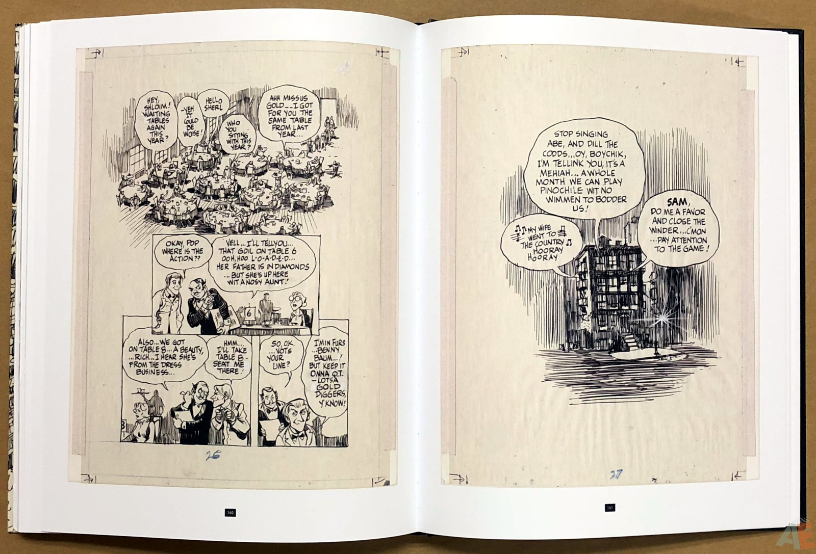 Will Eisner's A Contract with God Curator's Collection 42