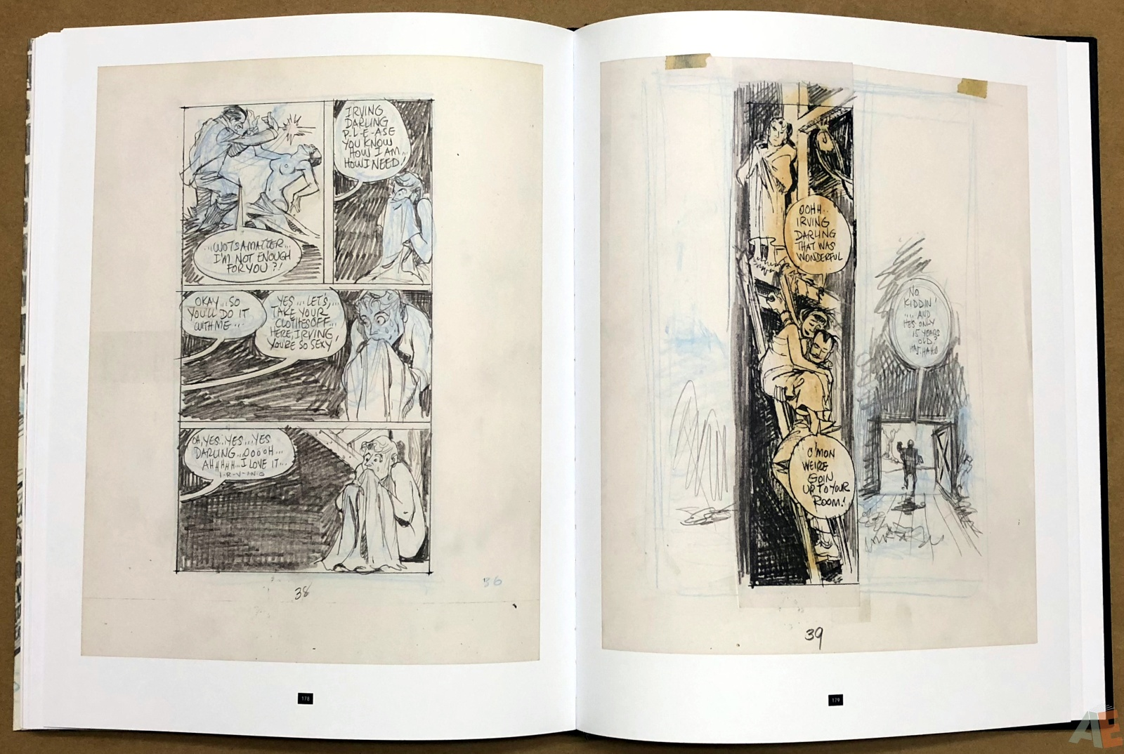 Will Eisner's A Contract with God Curator's Collection 44