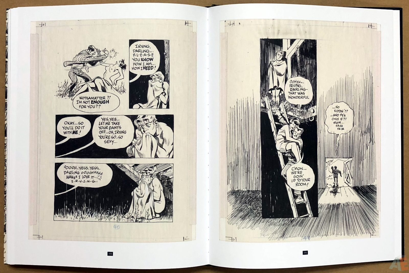 Will Eisner's A Contract with God Curator's Collection 46