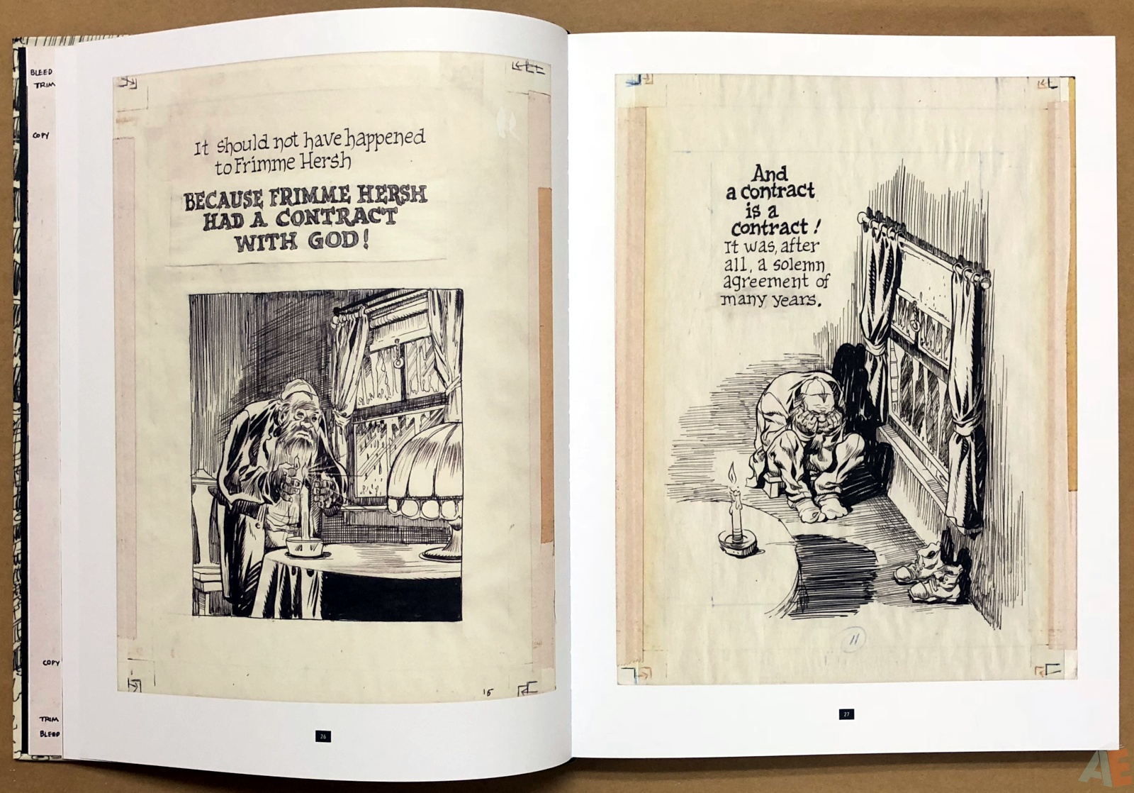 Will Eisner's A Contract with God Curator's Collection 14