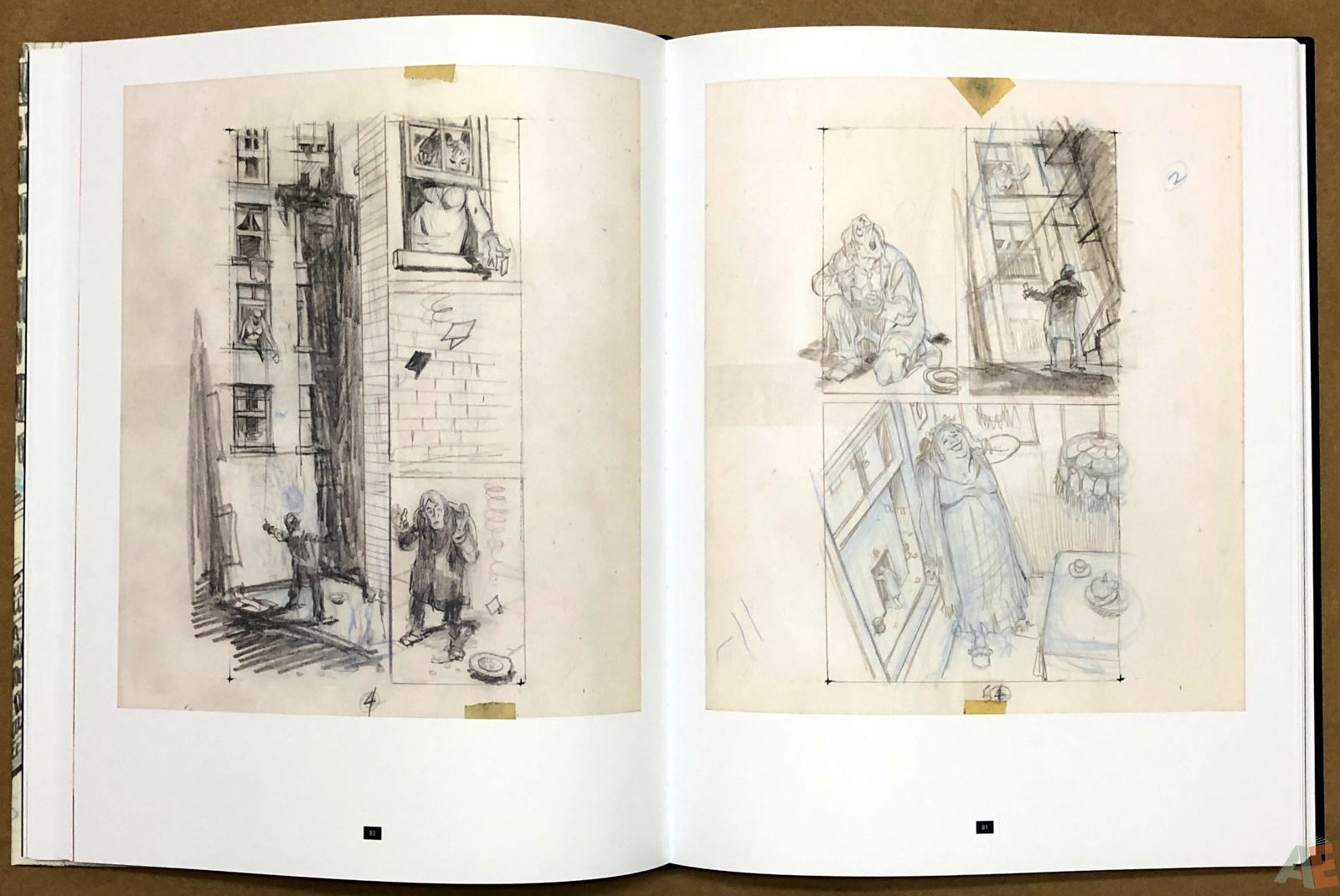 Will Eisner's A Contract with God Curator's Collection 20