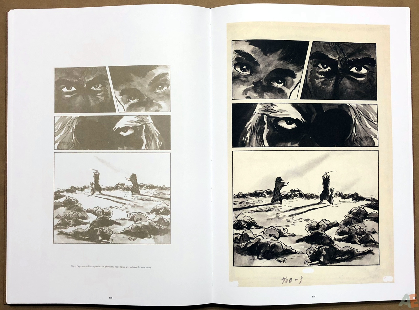 Lone Wolf and Cub Gallery Edition 20