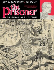 The Prisoner - Original Art Edition 1