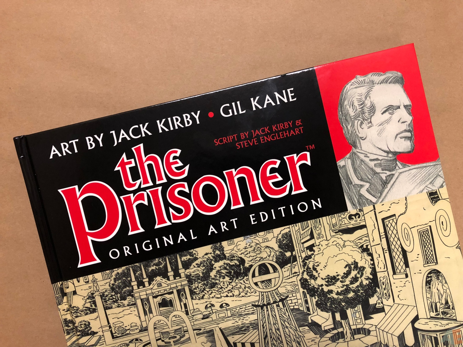 The Prisoner - Original Art Edition 38