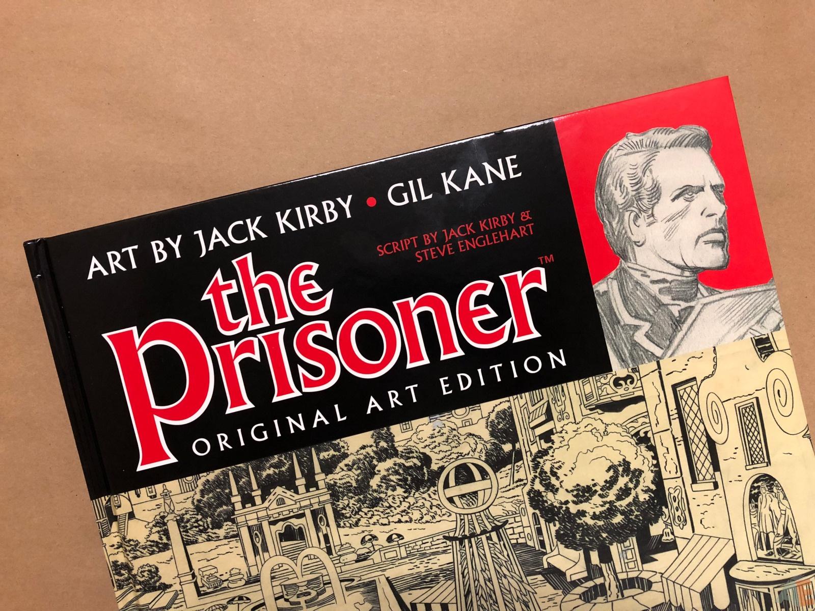 The Prisoner - Original Art Edition