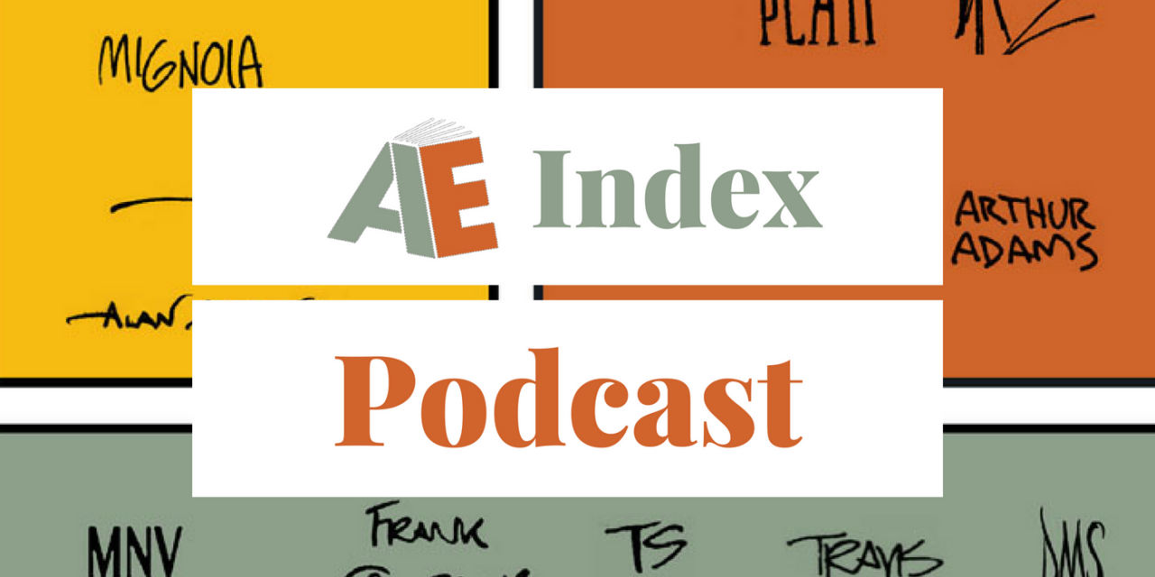 Artist's Edition Index Podcast Episode 31