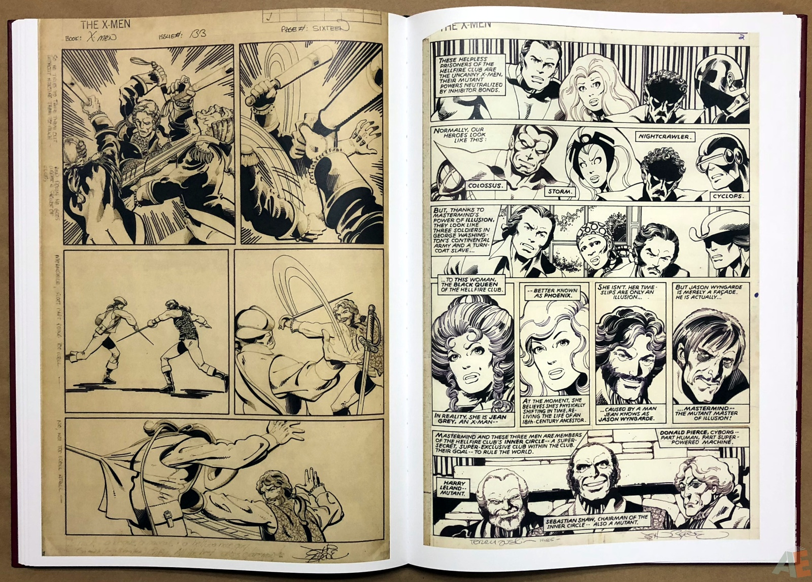 John Byrne's X-Men Artifact Edition 26