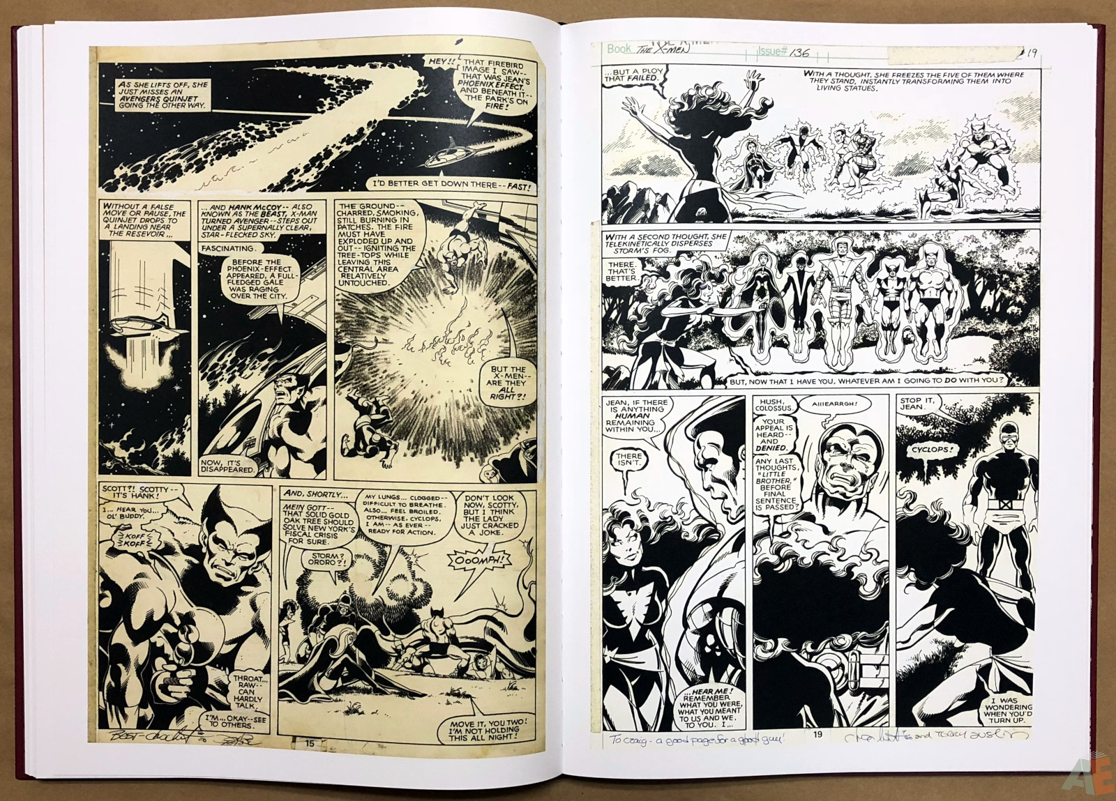 John Byrne's X-Men Artifact Edition 28