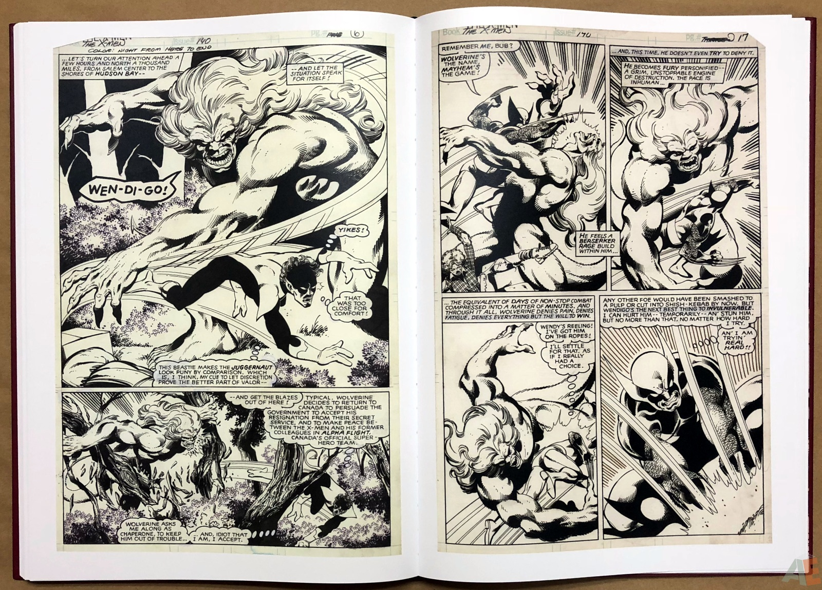 John Byrne's X-Men Artifact Edition 34