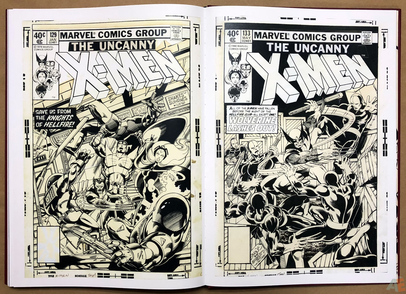 John Byrne's X-Men Artifact Edition 46
