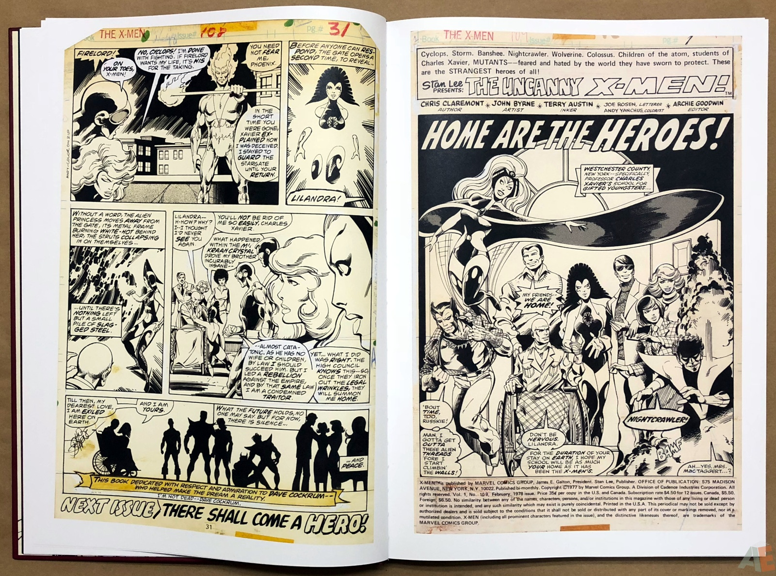 John Byrne's X-Men Artifact Edition 12