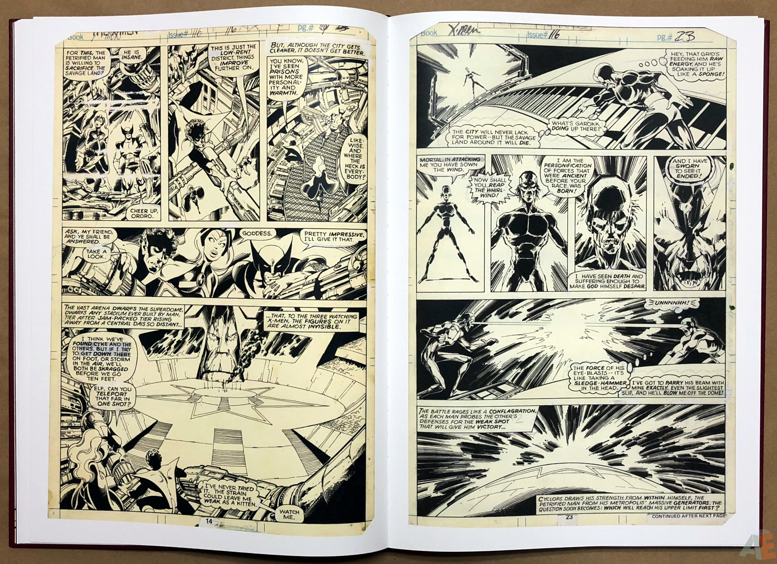 John Byrne's X-Men Artifact Edition 18