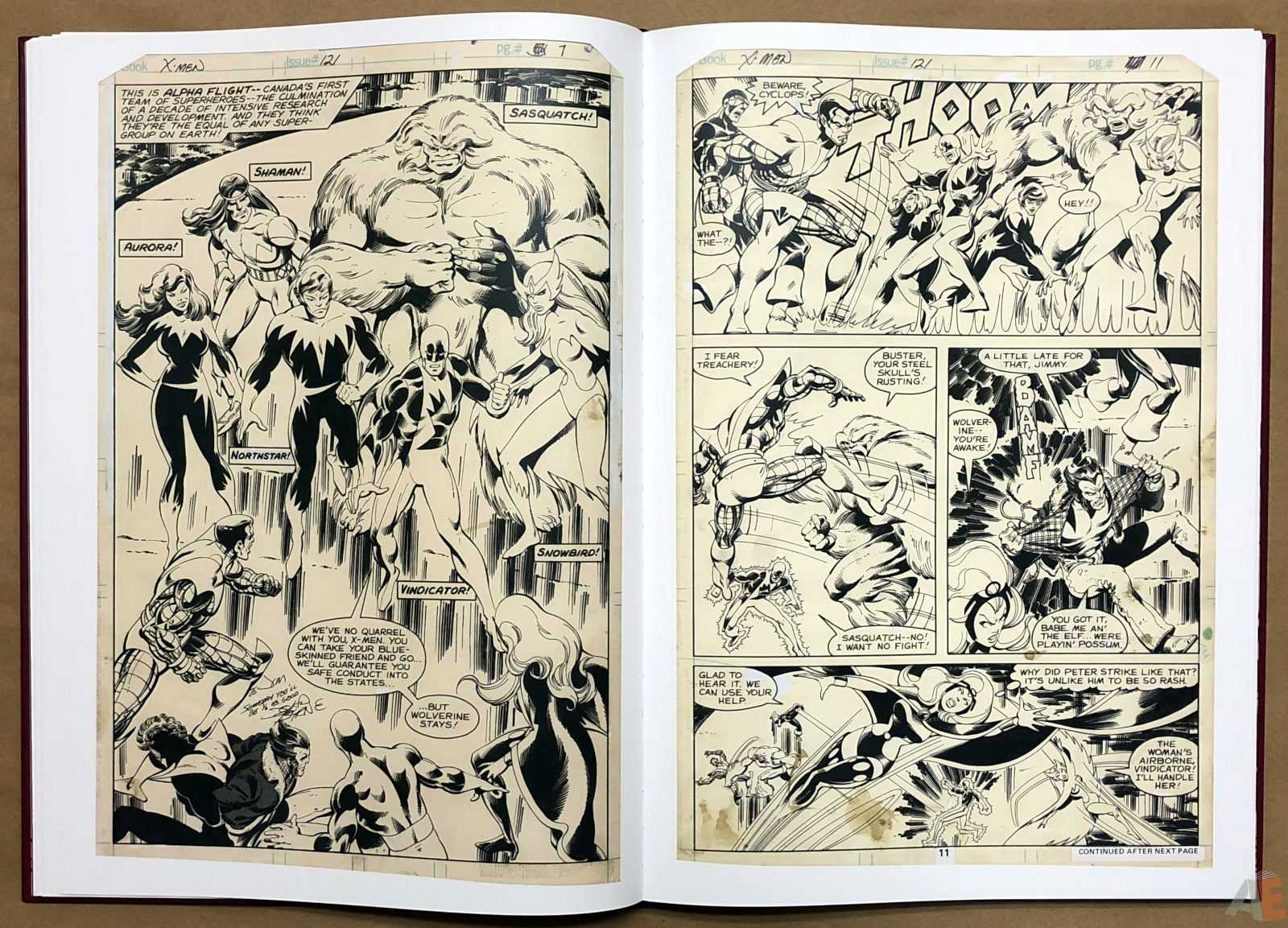 John Byrne's X-Men Artifact Edition 20