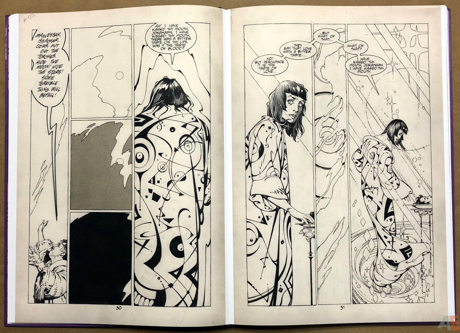 P. Craig Russell's Salome and Other Stories Fine Art Edition 14