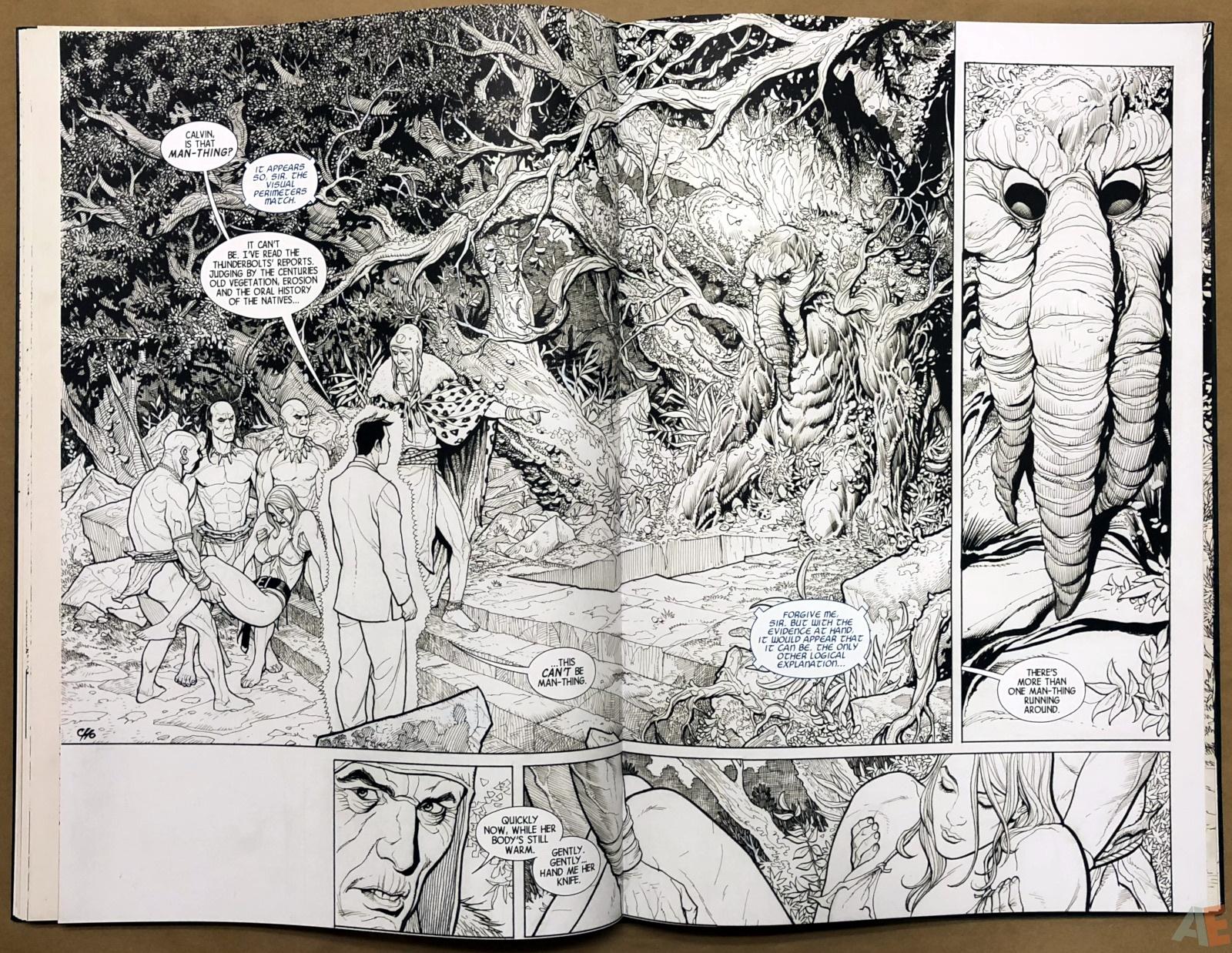 Frank Cho's Savage Wolverine Artist's Edition