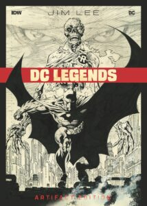 Jim Lee DC Legends Artifact Edition 1