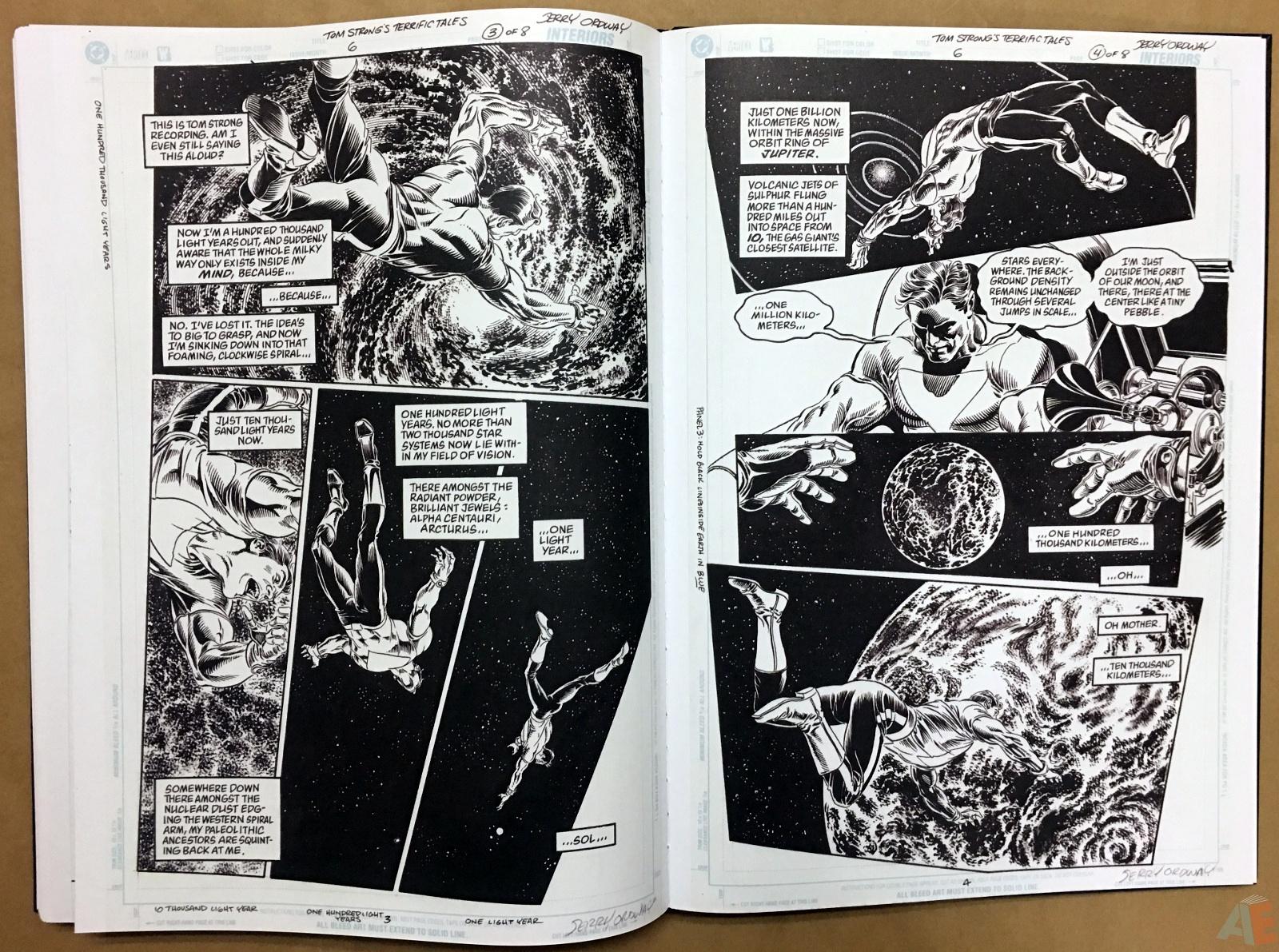 America's Best Comics Artist's Edition